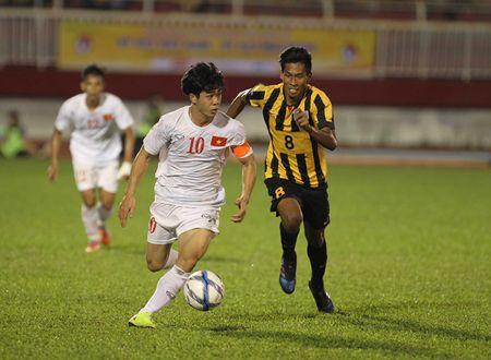 Danh sach 'la' cua HLV Huu Thang: Dich den la SEA Games - Anh 1