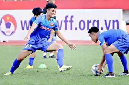 Tuyen Viet Nam: Nuoi mong vo dich SEA Games tu vong loai Asian Cup - Anh 3