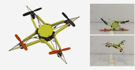 Drone sieu ben sap tro thanh hien thuc - Anh 1