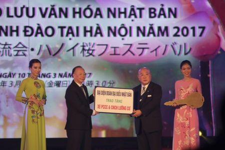 Can canh xe phong chay, chua chay va cuu nan, cuu ho luong cu Nhat Ban trao tang cho TP Ha Noi - Anh 2