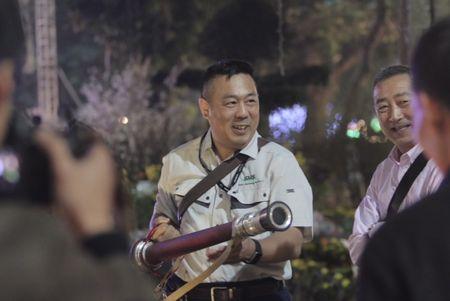 Can canh xe phong chay, chua chay va cuu nan, cuu ho luong cu Nhat Ban trao tang cho TP Ha Noi - Anh 4