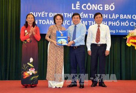 TP Ho Chi Minh thanh lap Ban quan ly An toan thuc pham - Anh 1