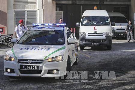 Malaysia de cap kha nang chon cat thi the 'ong Kim Jong-nam' - Anh 1
