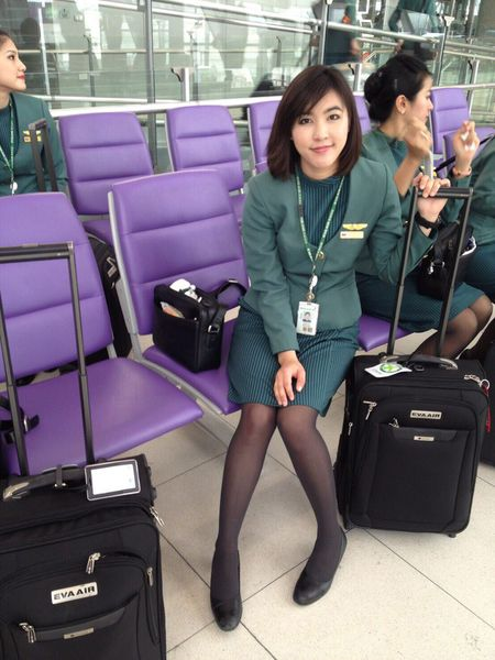 Nhan sac nu phi cong duoc menh danh la xinh dep nhat Thai Lan - Anh 3