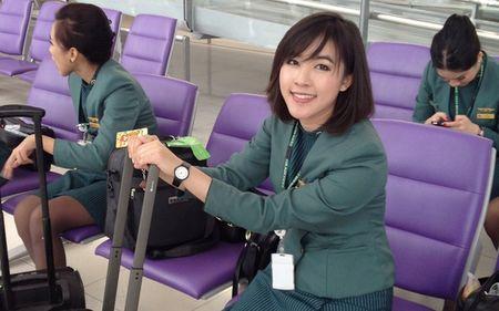 Nhan sac nu phi cong duoc menh danh la xinh dep nhat Thai Lan - Anh 4