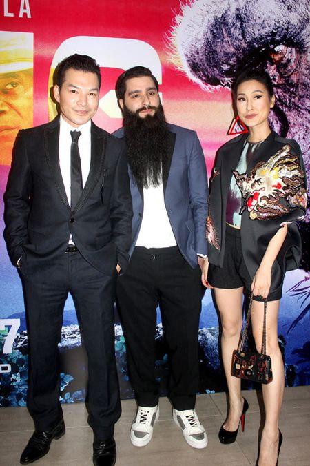 Dao dien 'Kong: Skull Island' song doi xem phim cung Ho Ngoc Ha - Anh 5