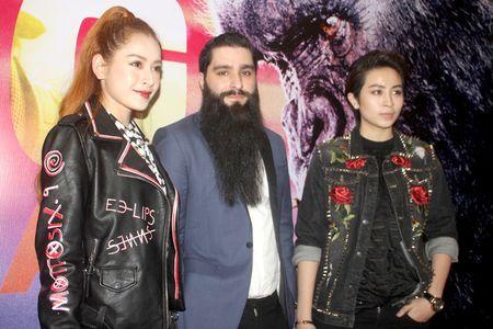 Dao dien 'Kong: Skull Island' song doi xem phim cung Ho Ngoc Ha - Anh 8