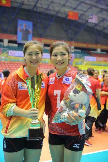 Chan dai bong chuyen Pham Yen tu choi loi moi tien ty - Anh 3