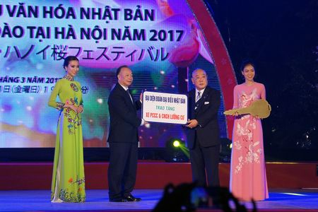 Du tru nhieu hoa 'chong heo' cho le hoi hoa anh dao Nhat Ban 2017 - Anh 4