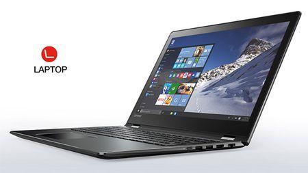 Laptop bien hinh Yoga 510 ra mat Viet Nam, gia tu 13,79 trieu dong - Anh 1