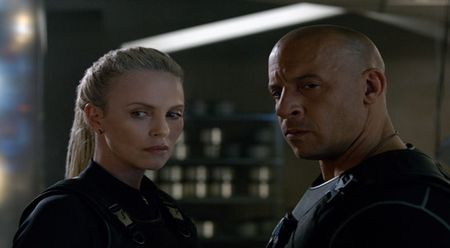 Vin Diesel, Charlize Theron ve phe Ac trong Fast & Furious 8 - Anh 1