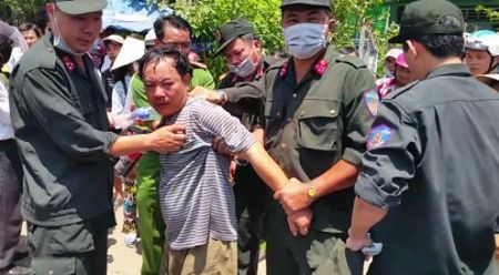 Nguoi dam Truong phong Tu phap co tien su tam than - Anh 1