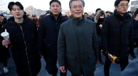 Han Quoc bau Tong thong moi: Ung vien sang gia co xu huong chong My, than Trieu Tien - Anh 1