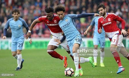David Silva, Aguero mo duong cho Man City toi Wembley - Anh 2