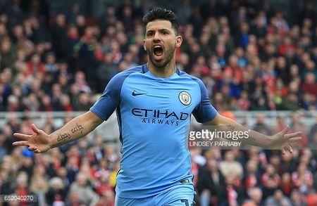 David Silva, Aguero mo duong cho Man City toi Wembley - Anh 4
