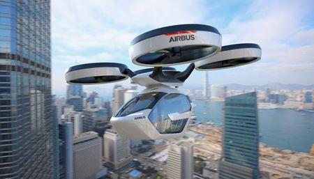 Airbus ra mat xe vua chay vua bay Pop.Up tai Geneva 2017 - Anh 7