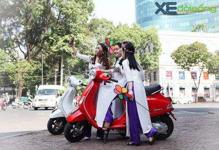 Ngam Vespa LX 2017 gia 68 trieu dong tren pho Sai Gon - Anh 17
