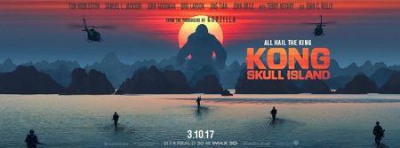 Danh gia phim Kong: Skull Island - Man nhan nhung chua du thuyet phuc - Anh 1