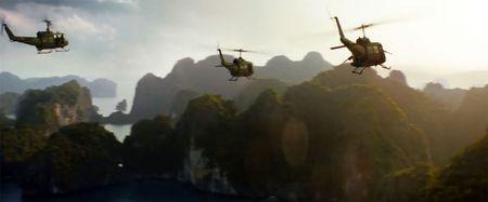 Danh gia phim Kong: Skull Island - Man nhan nhung chua du thuyet phuc - Anh 2