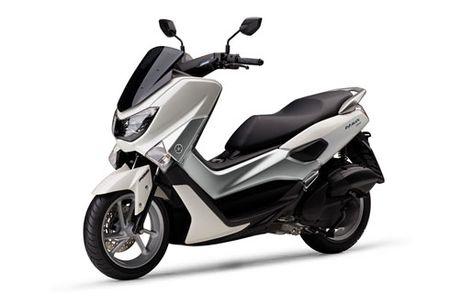 Yamaha NMax 2017 gia 3.500 USD - doi thu Honda PCX150 - Anh 2