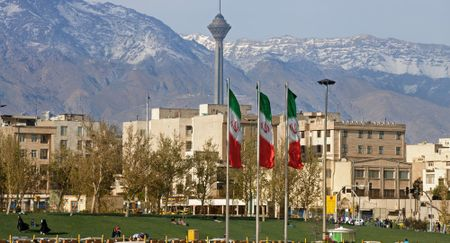 Iran hoan phong ten lua day vi e ngai de doa tu phia Hoa Ky - Anh 1