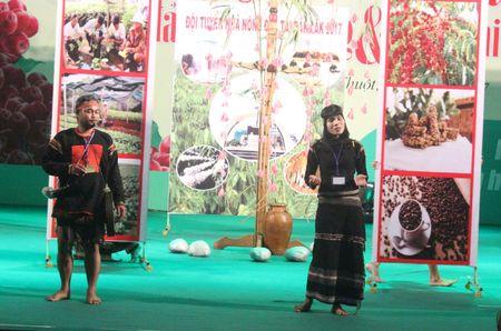 Festival ca phe Buon Ma Thuot: Soi dong Hoi thi Nha nong dua tai - Anh 10