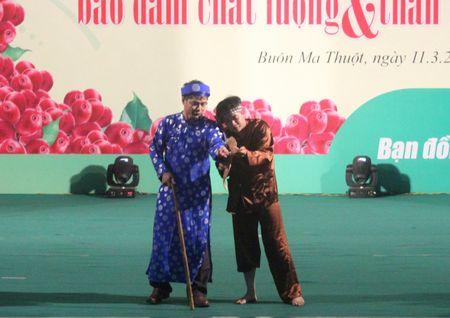 Festival ca phe Buon Ma Thuot: Soi dong Hoi thi Nha nong dua tai - Anh 6