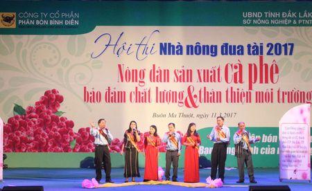 Festival ca phe Buon Ma Thuot: Soi dong Hoi thi Nha nong dua tai - Anh 8