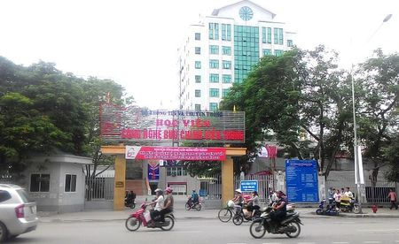 Cuc Chong tham nhung xac minh don thu tai Hoc vien Cong nghe Buu chinh Vien thong - Anh 1