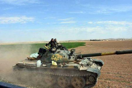 'Ho Syria' thang nhu che tre, giai phong 200 chot IS trong hai thang - Anh 1