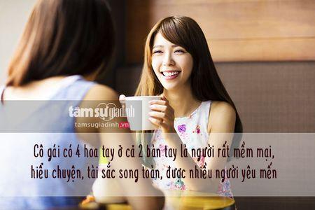 Nhin hoa tay doan tinh cach va van so cua phu nu 'chuan khong can chinh' - Anh 5