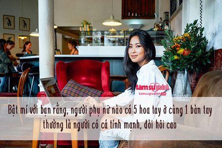 Nhin hoa tay doan tinh cach va van so cua phu nu 'chuan khong can chinh' - Anh 6