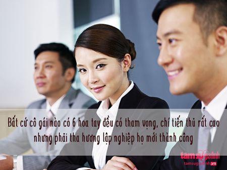 Nhin hoa tay doan tinh cach va van so cua phu nu 'chuan khong can chinh' - Anh 7