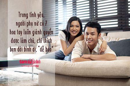Nhin hoa tay doan tinh cach va van so cua phu nu 'chuan khong can chinh' - Anh 8