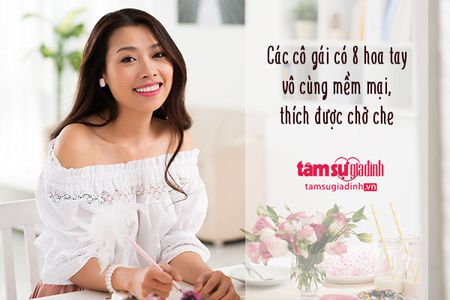 Nhin hoa tay doan tinh cach va van so cua phu nu 'chuan khong can chinh' - Anh 9