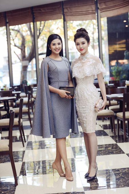 Ngoc Han, Huyen My do ve sanh dieu tai Tay Nguyen - Anh 1