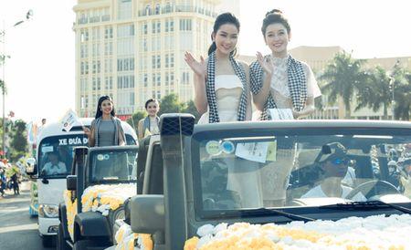 Ngoc Han, Huyen My do ve sanh dieu tai Tay Nguyen - Anh 4
