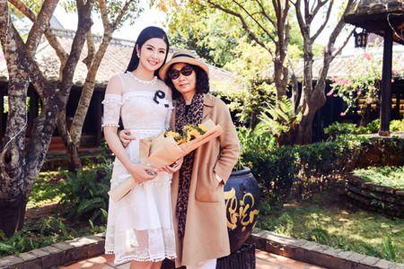 Ngoc Han, Huyen My do ve sanh dieu tai Tay Nguyen - Anh 7