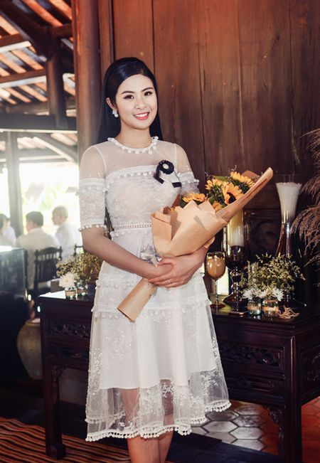 Ngoc Han, Huyen My do ve sanh dieu tai Tay Nguyen - Anh 9