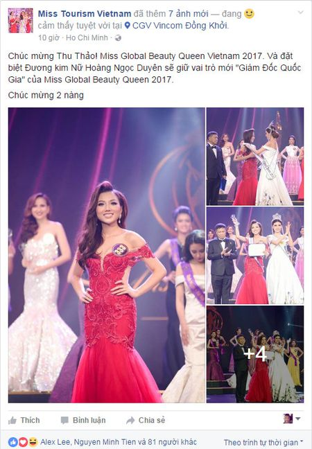 Ngoc Duyen tro thanh giam doc quoc gia Miss Global Beauty Queen Vietnam - Anh 2
