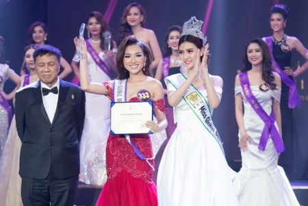 Ngoc Duyen tro thanh giam doc quoc gia Miss Global Beauty Queen Vietnam - Anh 3