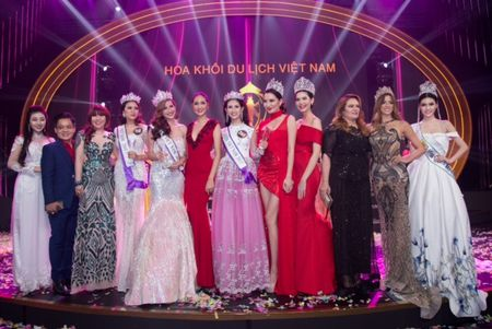 Ngoc Duyen tro thanh giam doc quoc gia Miss Global Beauty Queen Vietnam - Anh 4
