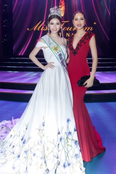 Ngoc Duyen tro thanh giam doc quoc gia Miss Global Beauty Queen Vietnam - Anh 7