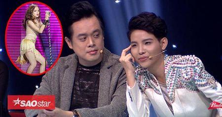 Fan 'phat sot' voi khoanh khac Vu Cat Tuong quen mat dinh noi gi vi Huong Giang Idol qua… dep - Anh 1