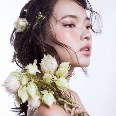 Chau Bui - Fashionista chat nhat cong dong yeu thoi trang cung da tham gia The Face Online! - Anh 1