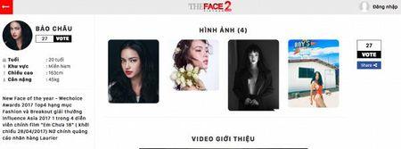 Chau Bui - Fashionista chat nhat cong dong yeu thoi trang cung da tham gia The Face Online! - Anh 2