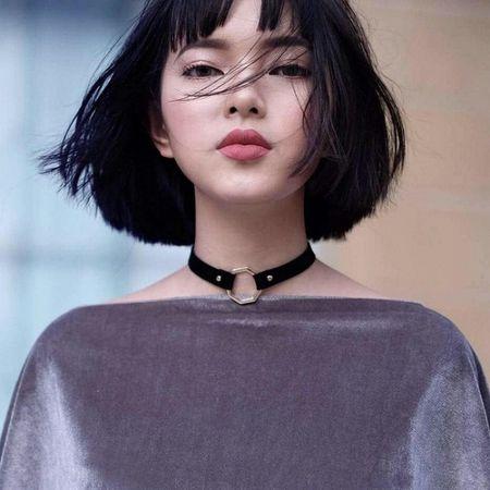 Chau Bui - Fashionista chat nhat cong dong yeu thoi trang cung da tham gia The Face Online! - Anh 5