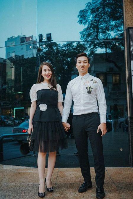 Ro ri thiep cuoi cua MC Thanh Trung va vo 9X - Anh 6