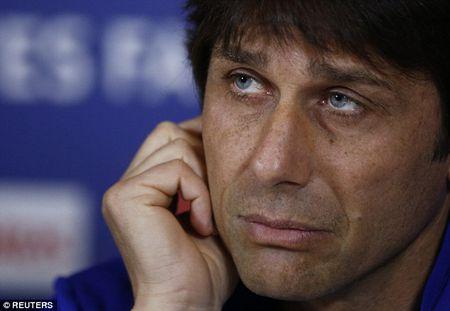 HLV Antonio Conte: 'M.U va Man City co luc luong manh nhat' - Anh 1