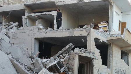 Muc tieu moi cua My tai Syria: IS, Assad hay Iran? - Anh 1